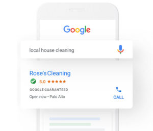 Local Service Ads by Google