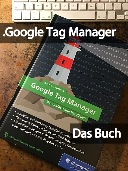Google Tag Manager Buch