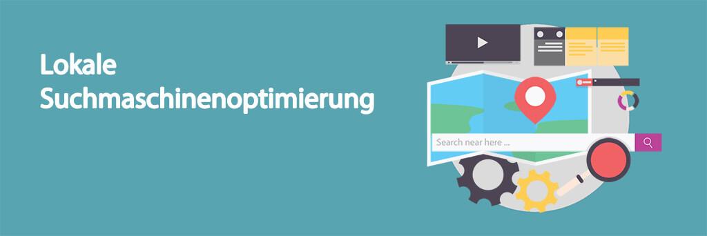 Lokale Suchmaschinenoptimierung - Local SEO für Unternehmen einfach erklärt.